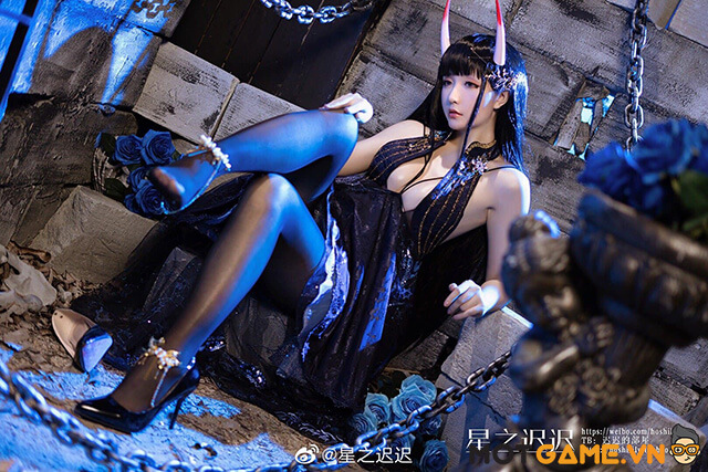 IJN Noshiro và bộ cosplay khiến dân chúng Azur Lane hốt hoảng