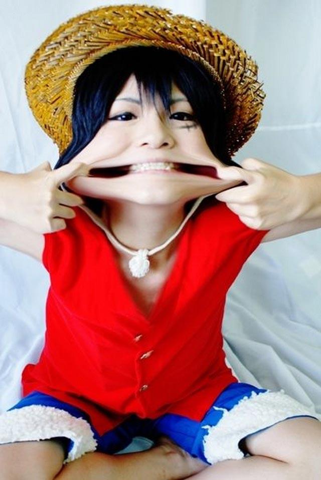 Những bộ cosplay One Piece đẹp nhất