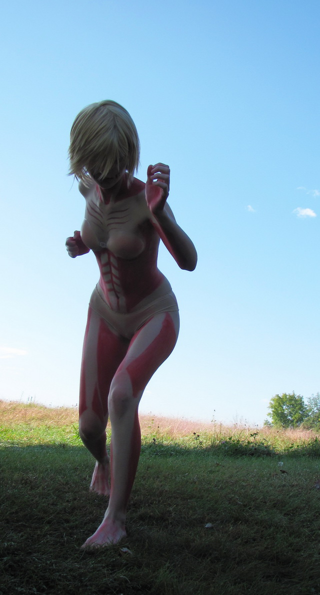 cosplay Attack on Titan