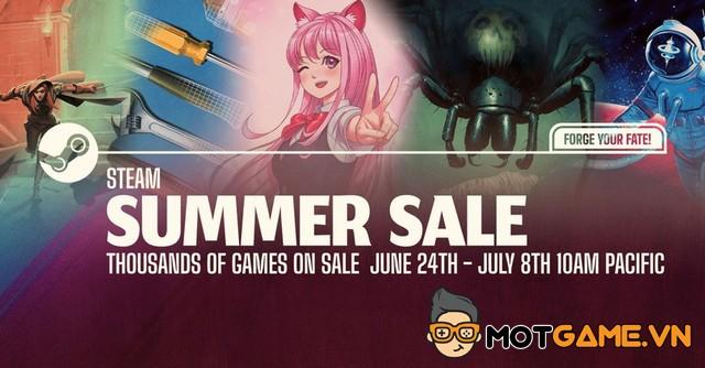 Steam Summer Sale 2021: Nghỉ hè thì nên mua game gì để giải trí?