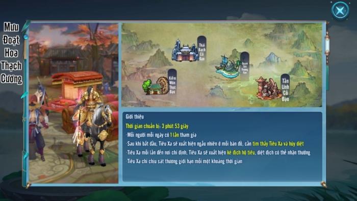 """Có gì hấp dẫn trong """"thế giới Võ Lâm mới 2021"""" của VLTK Mobile mang tên Bách Chiến Xung Thiên?"""