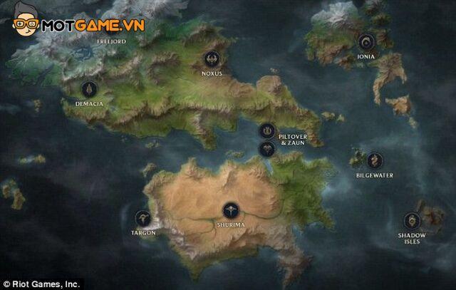 Liên Minh Huyền Thoại MMORPG hứa hẹn sẽ sản xuất trong năm 2022