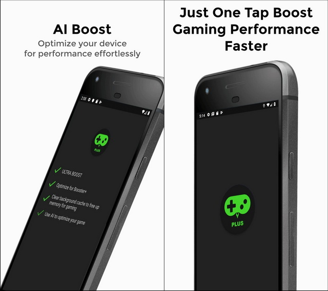 Game Booster 4x Pro