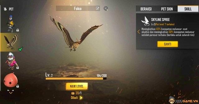 5 kỹ năng trợ thủ cần thiết cho người chơi hổ báo trong Free Fire