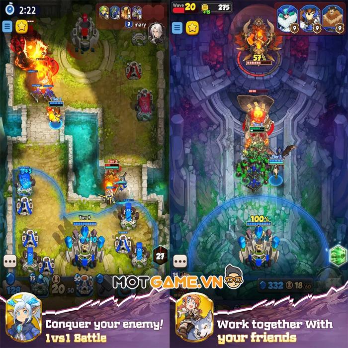 Castle Craft – World War - Tựa game đòi hỏi tư duy chiến thuật đỉnh cao