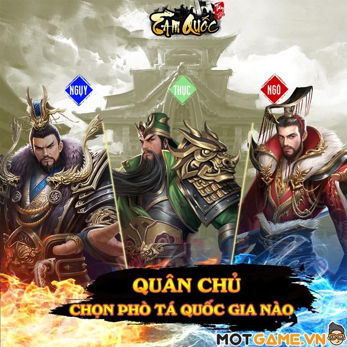 Tân Tam Quốc iTap - Game chiến thuật mới chuẩn bị trình làng game thủ