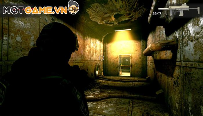 """Wall of insanity - Game bắn súng TPS sở hữu cốt truyện đen tối và bạo lực tại """"âm tào địa phủ"""""""
