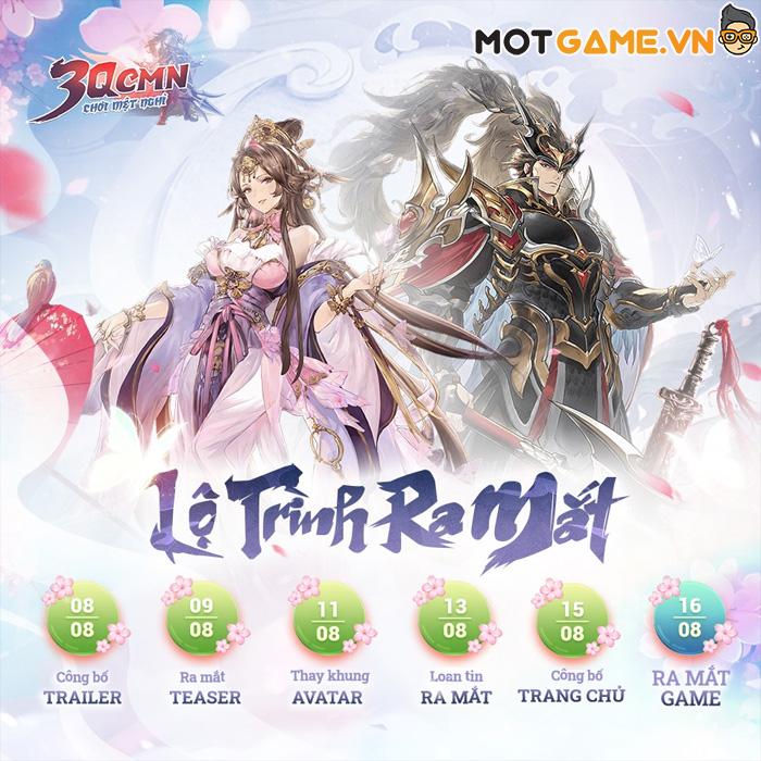 3Q CMN - Game thẻ tướng với đồ họa Fantasy cực đỉnh