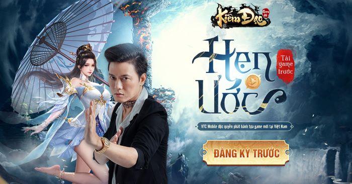 Kiếm Đạo Giang Hồ VTC: Tựa game giang hồ tu chân ấn định ngày ra mắt
