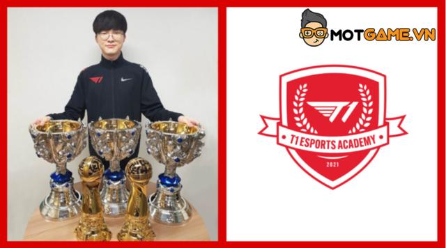 LMHT: Học viện thể thao điện tử của T1 đăng tin tuyển thành viên mới!