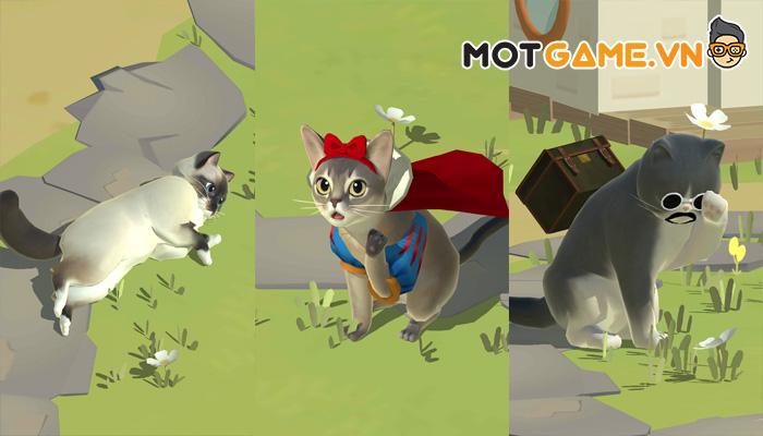 Kitty Cat Resort - Game Idle quản lý khu nghĩ dưỡng dành cho mèo!