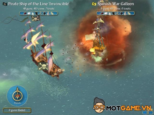 Những tựa game cướp biển hay dành cho máy tính - Mọt Game