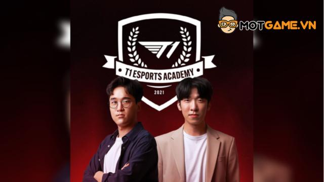 LMHT: Học viện thể thao điện tử của T1 đăng tin tuyển thành viên mới