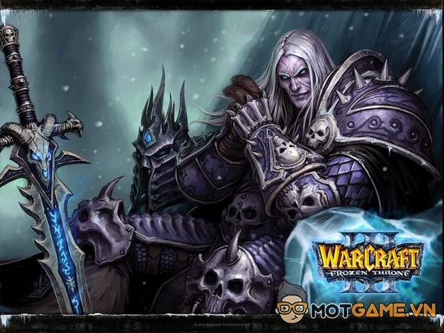 Arthas warcraft 3 game