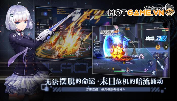 Black Moon Extend - Game nhập vai hành động phong cách Anime với đồ họa 3D siêu đỉnh!