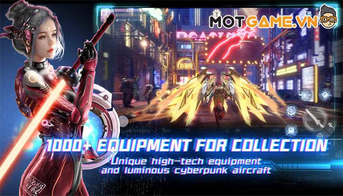 Cyber Fantasy - Bom tấn nhập vai mobile đồ họa siêu khủng!