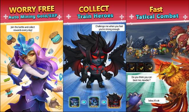 Giftcode Heroes Legend