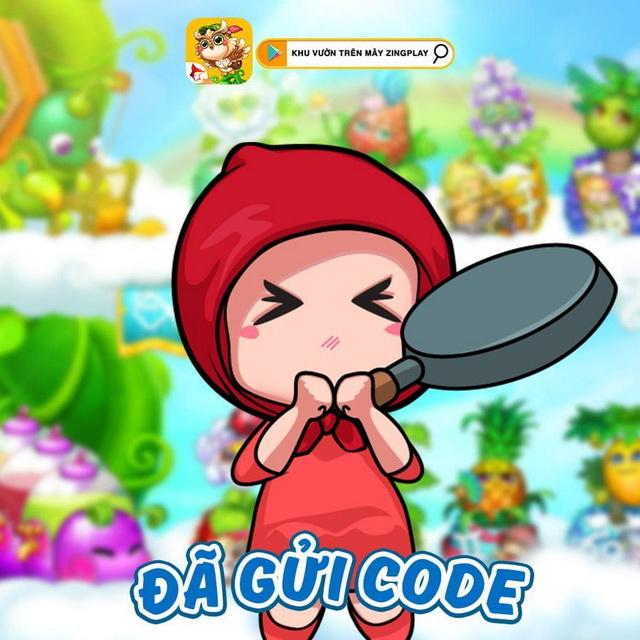 Giftcode Khu Vườn Trên Mây