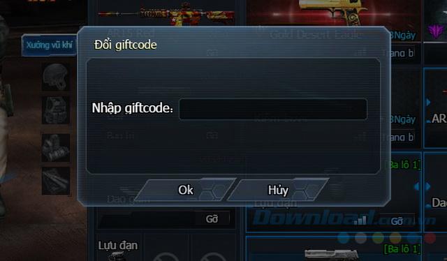 giftcode Truy Kích