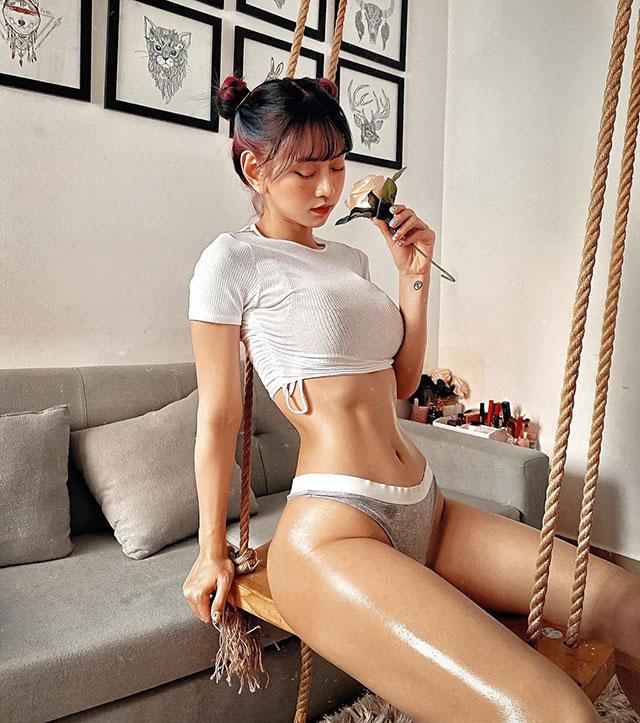 Hot girl Lê Bống trong vụ lộ clip 2p là ai?