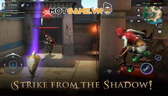 King Of Hunters - Tựa game Mobile sinh tồn nói không với súng ống như Naraka Bladepoint của NetEase!