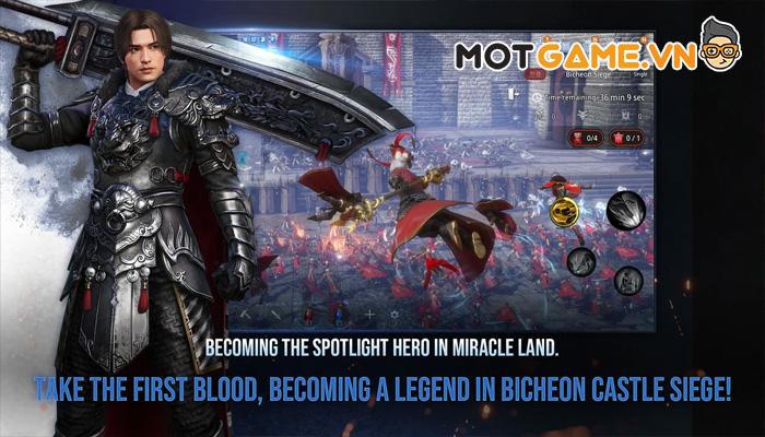 MIR4 - Bom tấn MMORPG từ Hàn Quốc đã có bản Close Beta!