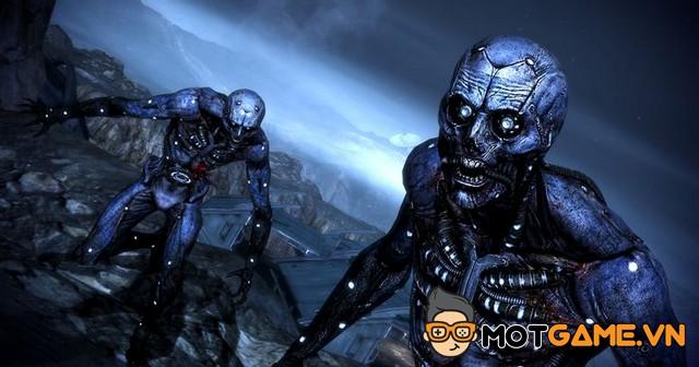 Những con zombie cực kỳ đáng sợ trong thế giới game