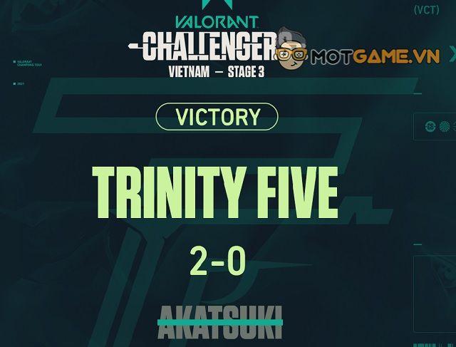 Kết quả Vòng loại VCT Vietnam Challengers 3 ngày 31/7