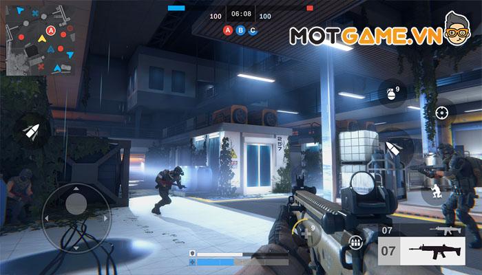 War After: PvP Shooter - Game FPS chất lượng ngang ngửa dòng Console!